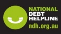 National debt helpline logo